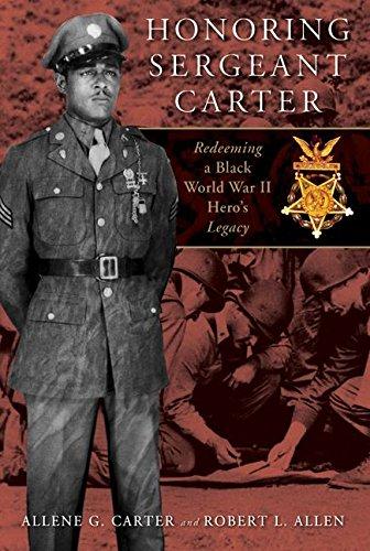 9780066212364: Honoring Sergeant Carter: Redeeming a Black World War II Hero's Legacy