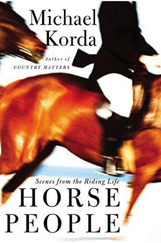9780066212524: Horse People: Scenes from the Riding Life
