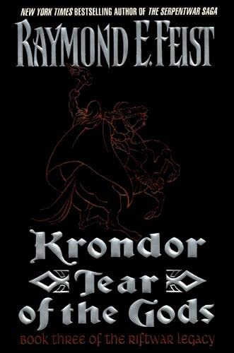 9780066213095: Krondor: Tear of the Gods (The Riftwar Legacy, #3)