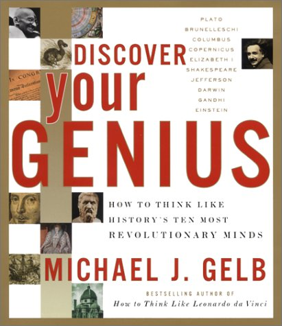 9780066213767: Discover Your Genius: How to Think Like History's Ten Most Revolutionary Minds