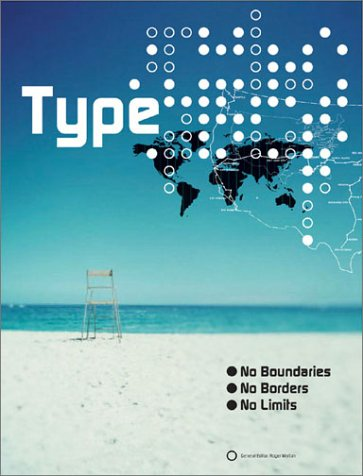 9780066213910: Type No Boundaries