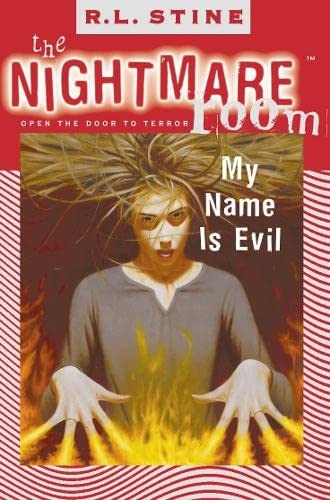 9780066214313: The Nightmare Room   My Name Is Evil (The Nightmare Room)