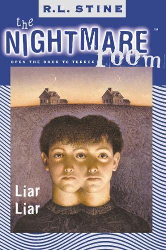 9780066214337: Liar, Liar (The Nightmare Room, #4)