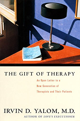 9780066214405: The Gift of Therapy: An Open Letter to a New Generation of Therapists and Their Patients