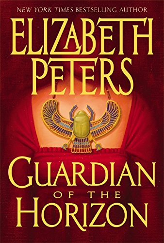 Guardian of the Horizon (Signed First Edition): Elizabeth Peters