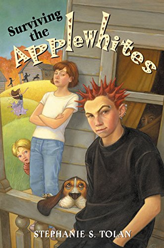 9780066236025: Surviving the Applewhites (Newbery Honor Book)