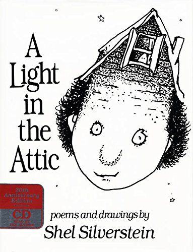 9780066236179: A Light in the Attic Book and CD [With CD]