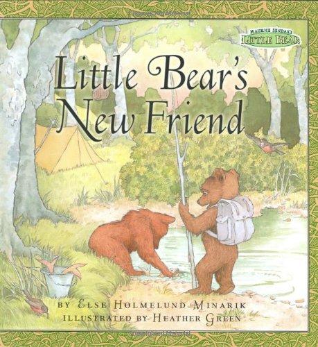 9780066236889: Maurice Sendak's Little Bear: Little Bear's New Friend