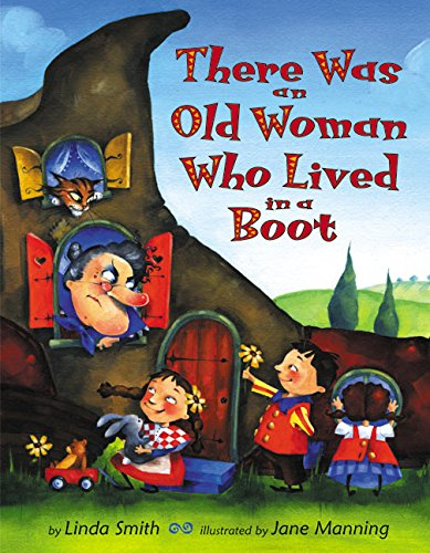 9780066237466: There Was an Old Woman Who Lived in a Boot