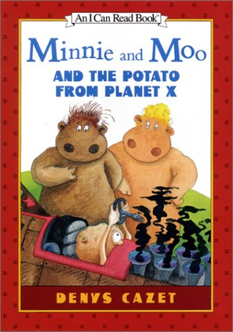 9780066237503: Minnie and Moo and the Potato from Planet X (I Can Read Book)