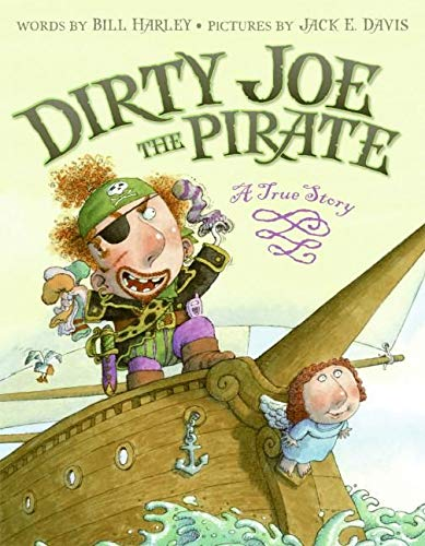 9780066237800: Dirty Joe, the Pirate