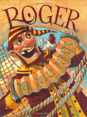 9780066238050: Roger the Jolly Pirate