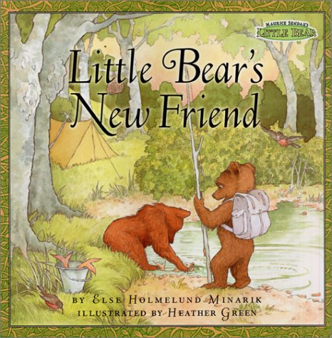 9780066238173: Little Bear's New Friend (Maurice Sendak's Little Bear)