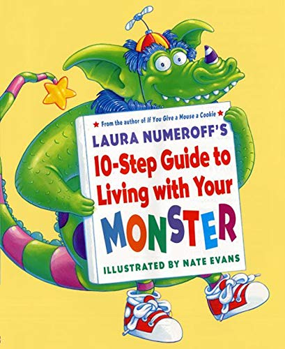 9780066238227: Laura Numeroff's 10-Step Guide to Living with Your Monster