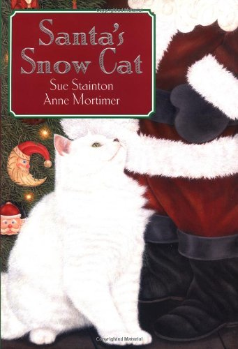 9780066238272: Santa's Snow Cat