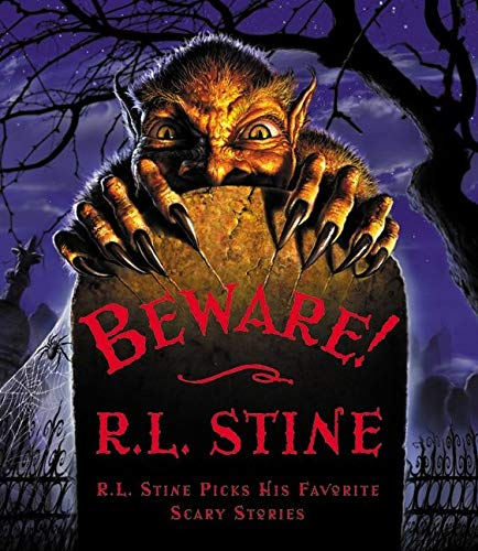 9780066238425: Beware!: R.L. Stine Picks His Favorite Scary Stories