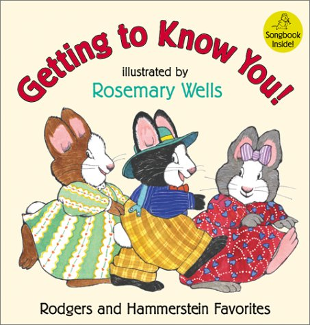 9780066238456: Getting to Know You!: Rodgers and Hammerstein Favorites
