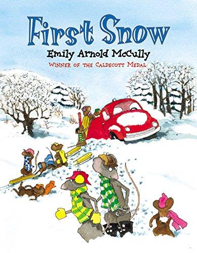 9780066238524: First Snow