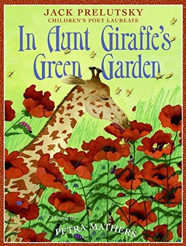 9780066238685: In Aunt Giraffe's Green Garden