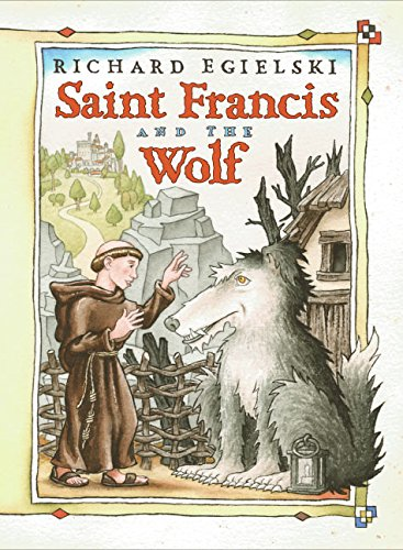 9780066238708: Saint Francis and the Wolf