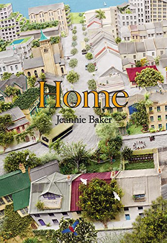 9780066239354: Home (Horn Book Fanfare List (Awards))