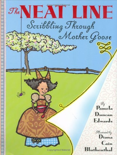 9780066239705: The Neat Line: Scribbling Through Mother Goose