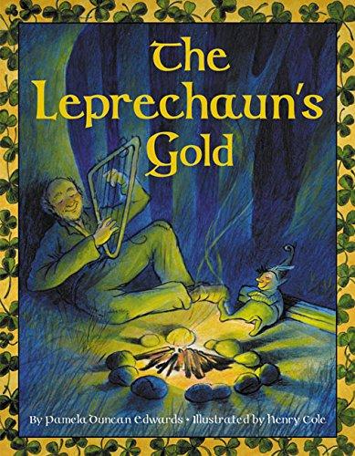 The Leprechaun's Gold: Edwards, Pamela Duncan