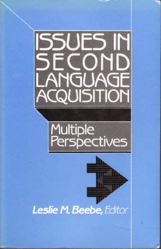9780066320496: Issues in Second Language Acquisition: Multiple Perspectives
