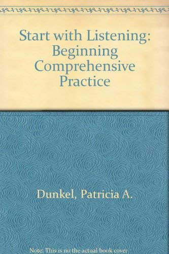 9780066321325: Start with Listening: Beginning Comprehensive Practice