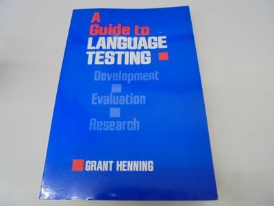 9780066322773: A Guide to Language Testing: Development, Evaluation, Research (Methodology)