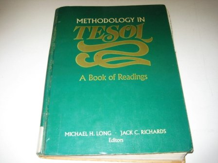 9780066323688: Methodology in Tesol: A Book of Readings