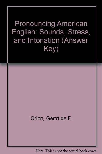 9780066324418: Pronouncing Amer English