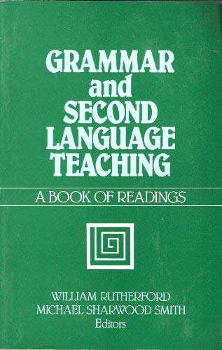 9780066324944: Grammar and Second Language Teaching: A Book of Readings