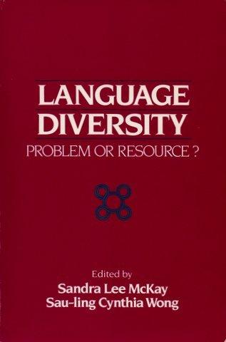 9780066326085: Language Diversity: Problem of Resource