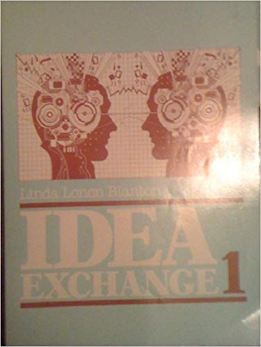 9780066326146: Idea Exchange: Bk. 1: Writing What You Mean
