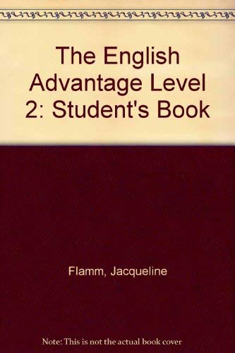 9780066326252: The English Advantage Level 2: Student's Book