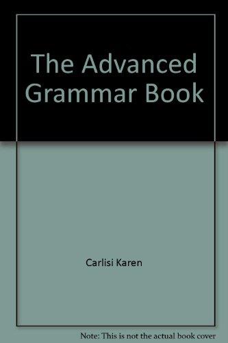 9780066326689: The Advanced Grammar Book