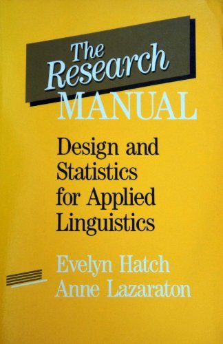 Research Manual: Evelyn Marcussen Hatch,