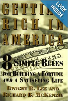 9780066619774: Getting Rich in America: 8 Simple Rules for Building a Fortune and a Satisfying Life