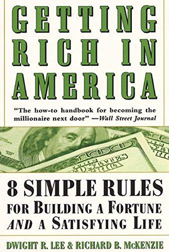 9780066619835: Getting Rich in America