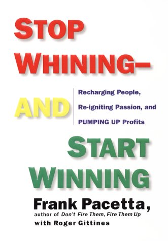 9780066620053: Shop Whining and Start Winning