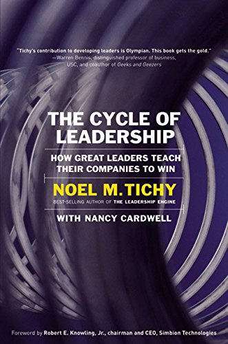 9780066620565: The Cycle of Leadership: How Great Leaders Teach Their Companies to Win