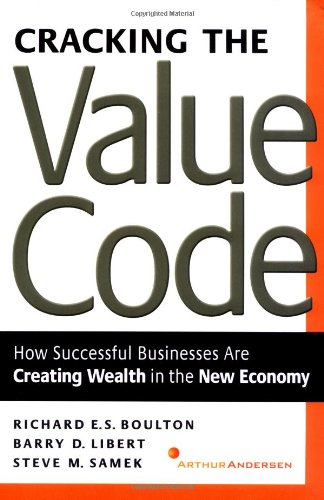 9780066620633: Cracking the Value Code: How Successful Businesses Are Creating Wealth in the New Economy