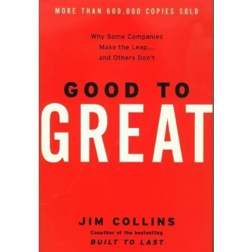 9780066621005: Good To Great: Why Some Companies Make The Leap...and Others Don't