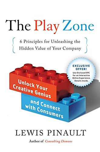 9780066621012: The Play Zone : Unlock Your Creative Genius and Connect with Consumers