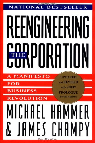 9780066621128: Reengineering the Corporation: A Manifesto for Business Revolution