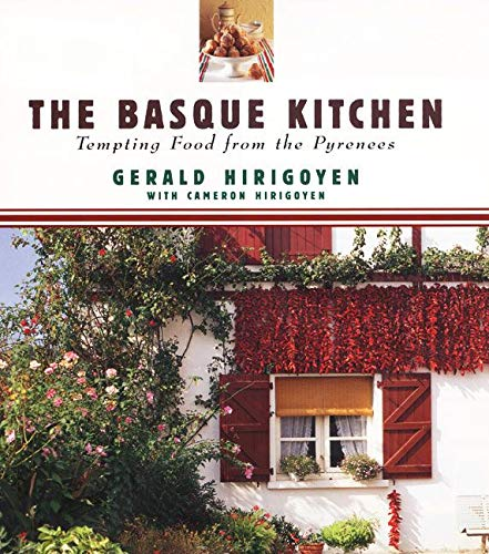 9780067574614: The Basque Kitchen: Tempting Food from the Pyrenees