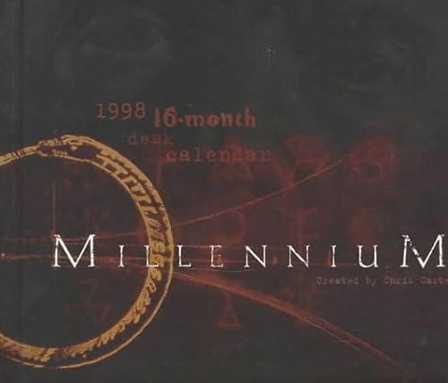 9780067574713: Cal 98 Millennium 16-Month