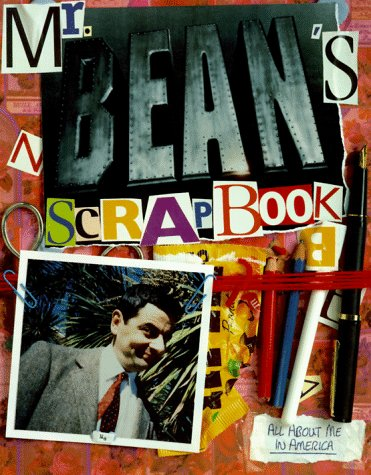 9780067575093: Mr. Beans Scrapbook: All About Me in America, 1st Edition