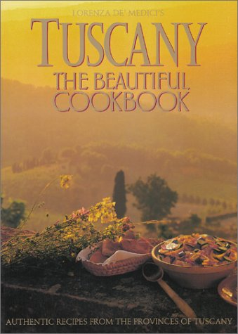 9780067576007: Tuscany Beautiful Cookbook